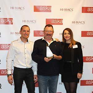 Remise Trophée ASKA 2017