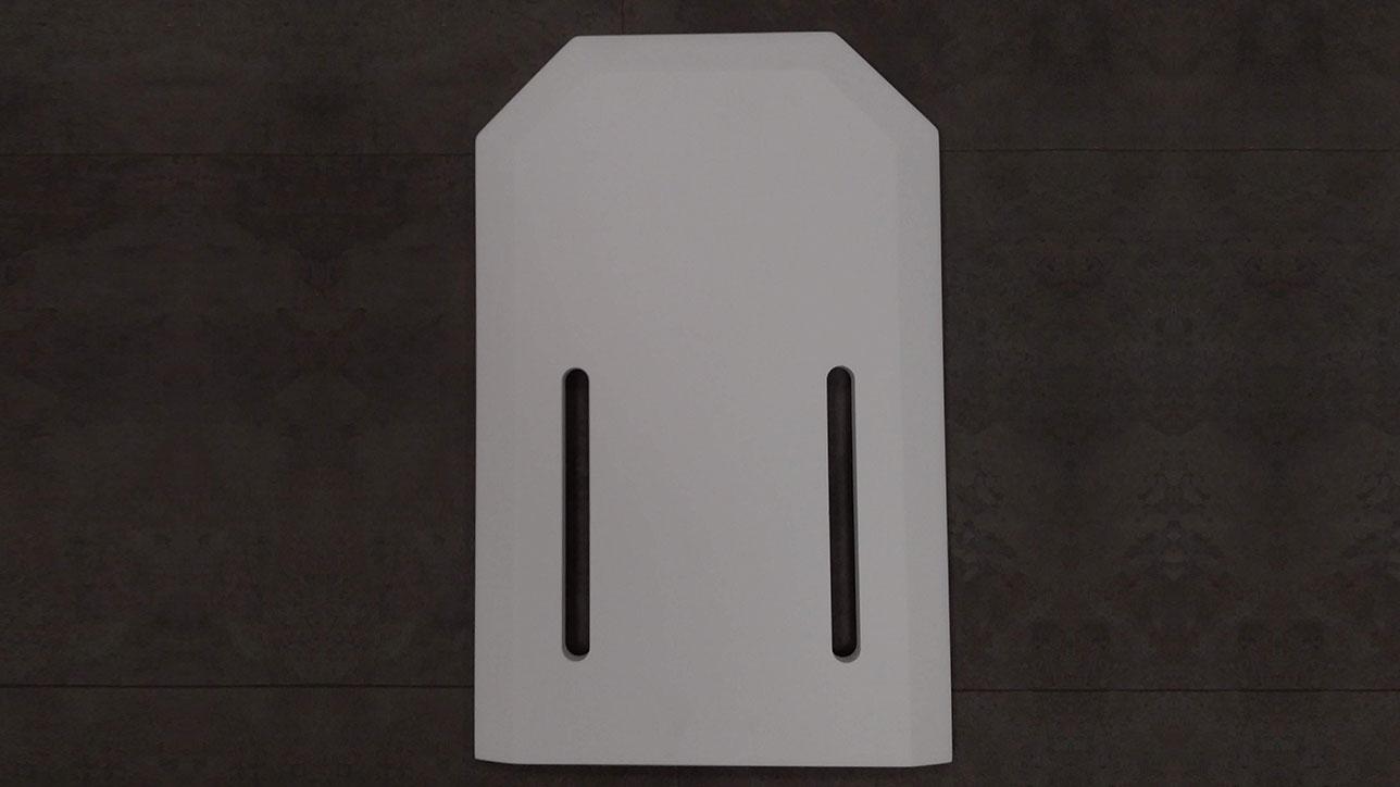 Baignoire Beton De Synthese le socle wc renoprotec en résine de synthèse /alobat habitat